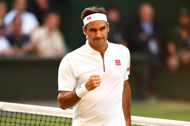 Roger Federer proved too good for Rafael Nadal in the Wimbledon semi-finals