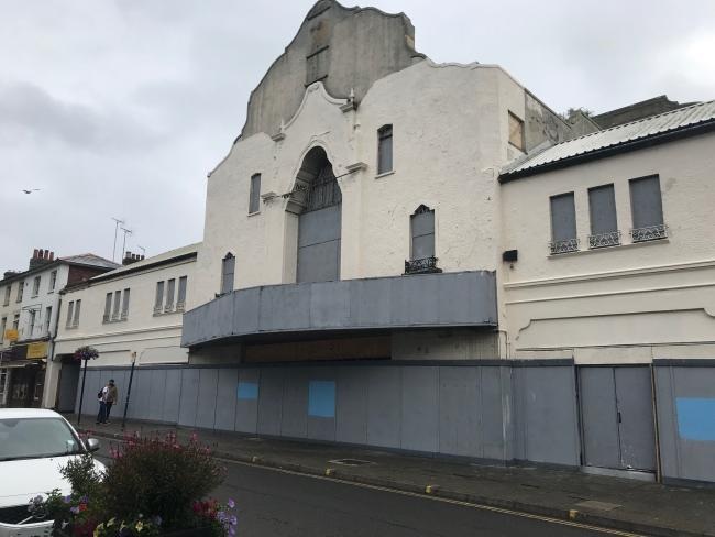 Old Odeon, Crouch Street