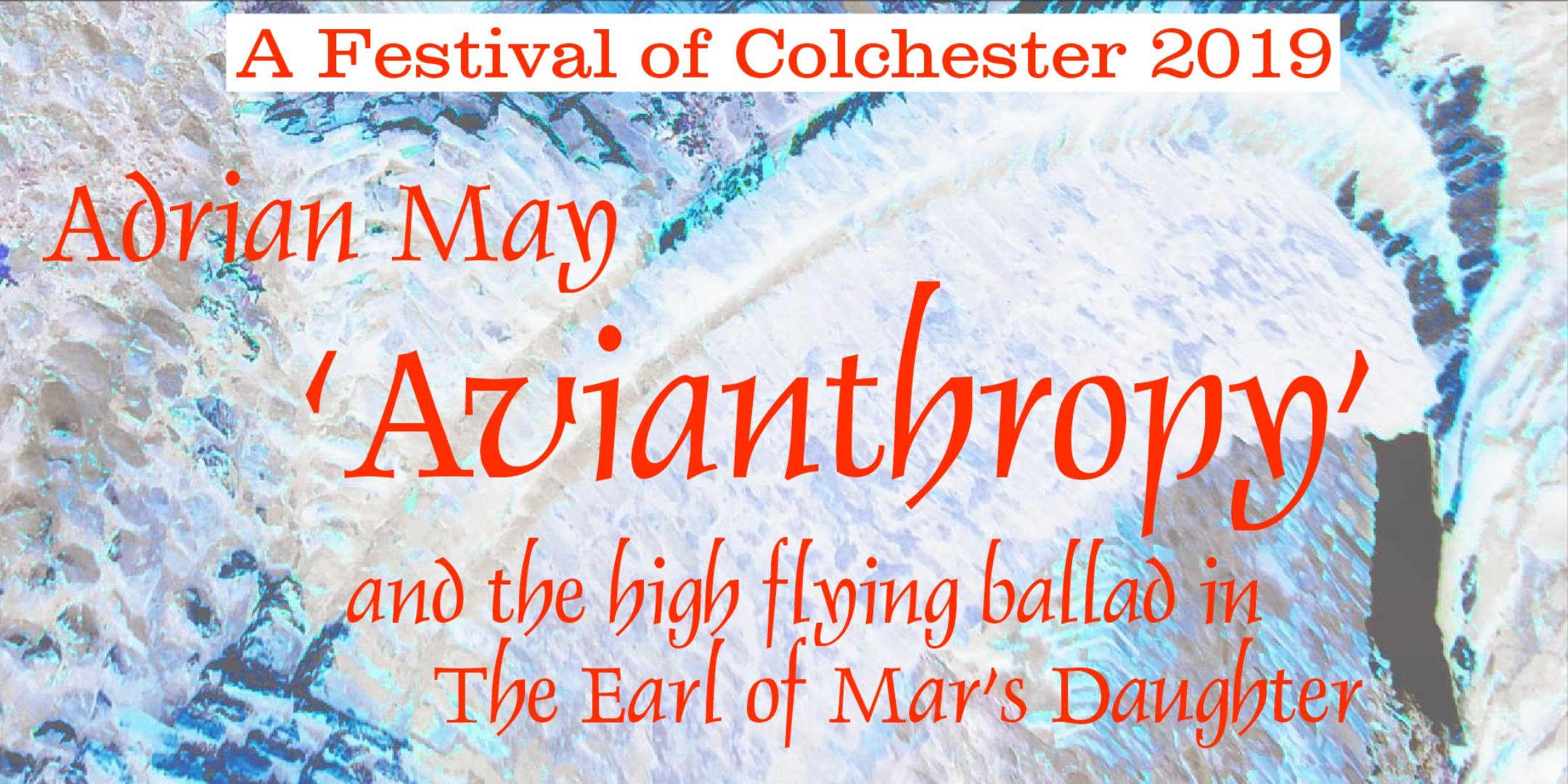 'AVIANTHROPY' and the High Flying Ballad in The Earl of Mar's Daughter