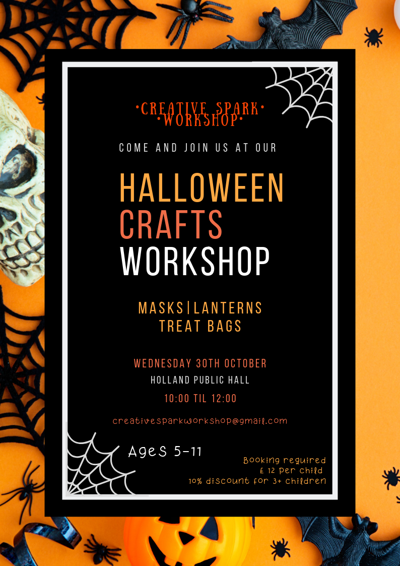 Halloween Craft Workshop