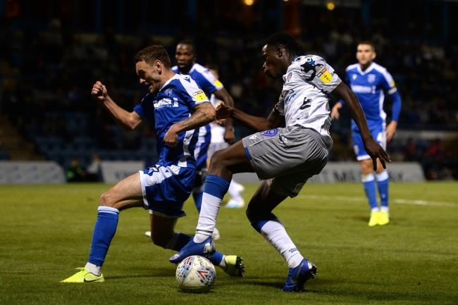 Talent - Colchester United attacker Kwame Poku Picture: RICHARD BLAXALL