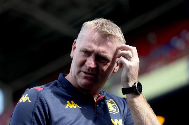 Aston Villa manager Dean Smith is staying grounded despite his club's precarious league position