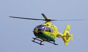 Halstead: Would-be fundraisers urged to sign up to host air ambulance dinner parties