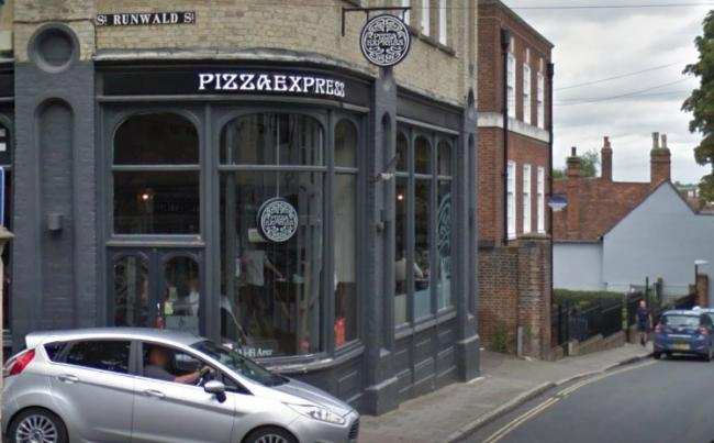 Pizza Express Is The Next High Street Name To Face Crunch