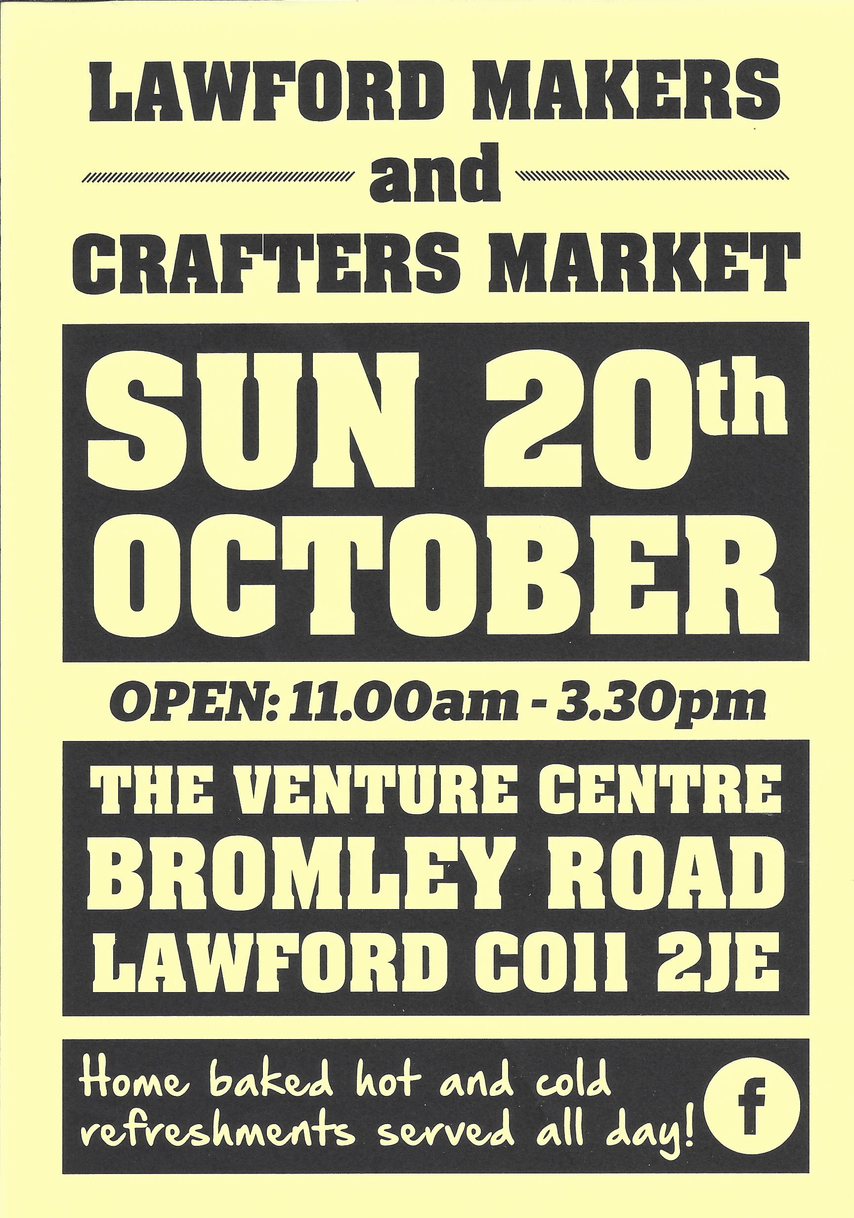 Lawford Makers & Crafters Market