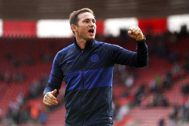 Frank Lampard believes the current balance between domestic and European football feels right