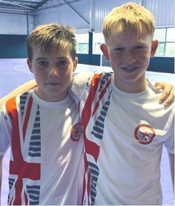 Braintree Futsal Club's Hadley Quattrucci and Freddie Dewar have been selected for the Great Britain team playing at the Under-13s Futsal World Cup in Spain.