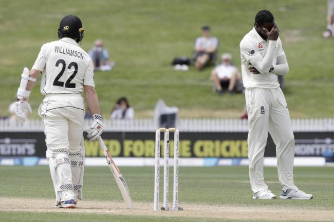 Williamson and Taylor stand firm as New Zealand frustrate