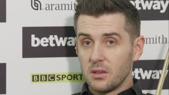 Mark Selby was full of praise for five-time world champion Ronnie O'Sullivan following his 19.com Scottish Open quarter-final win