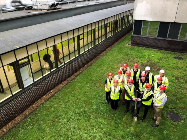 Work set to start on £7m cardiac centre at hospital