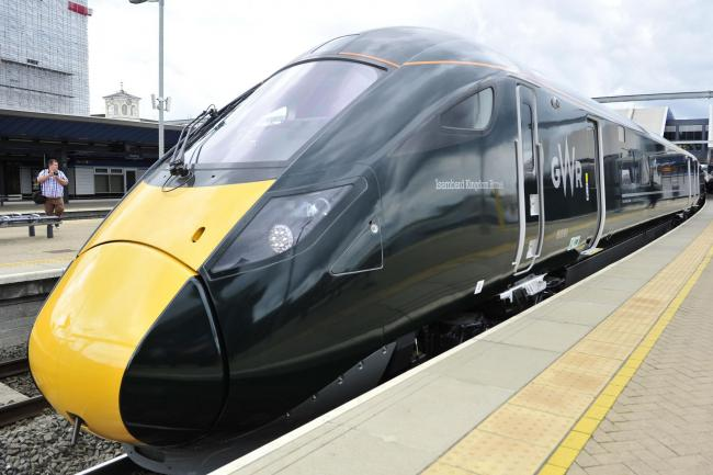 Great Western Railway is making the biggest timetable change on its network since the 1970s (GWR/PA)