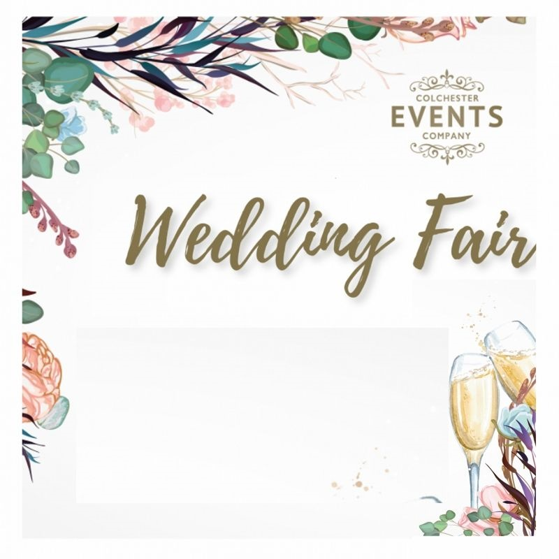Wedding Fair - Colchester Town Hall