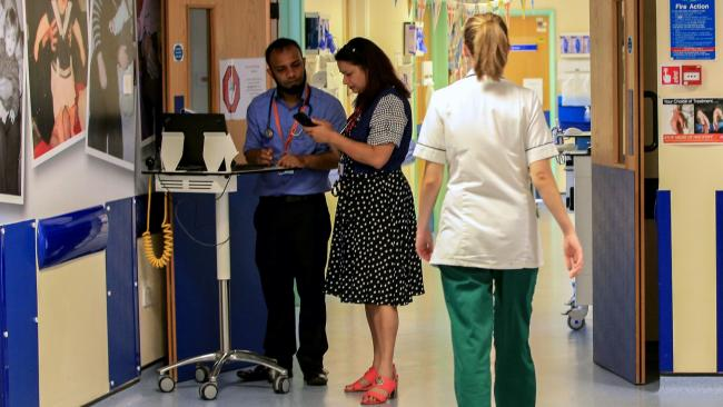 'NHS must fund hospice care' say ministers