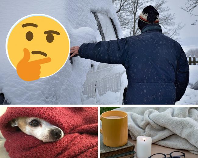 When is it too cold to go to work? Your rights explained