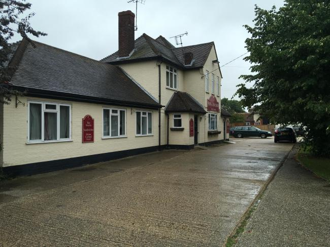 DEADLINE: Sun and Anchor pub in Steeple
