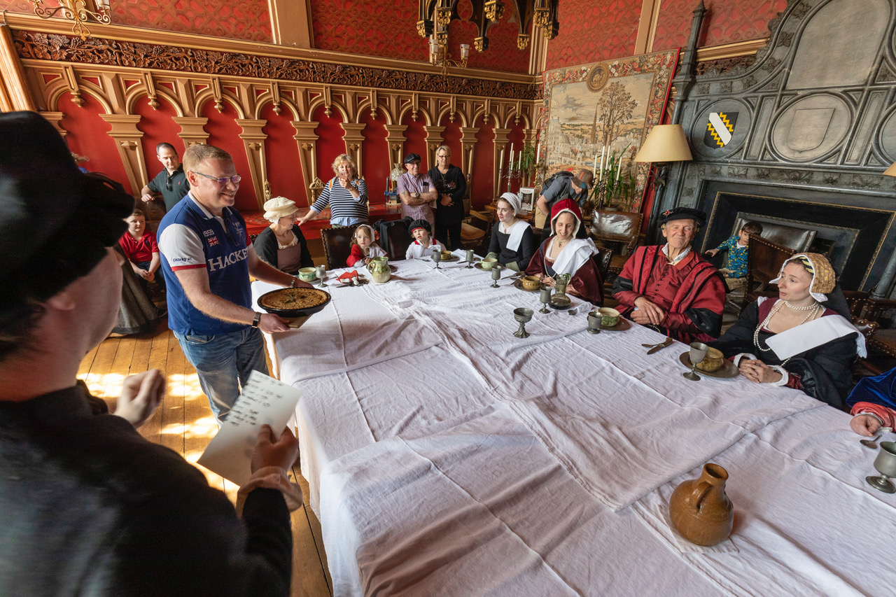 Experience a Day on a Tudor Manor