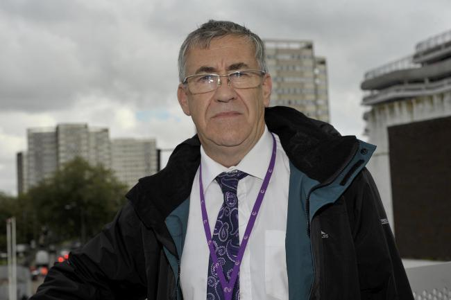 Southend Councillor Martin Terry