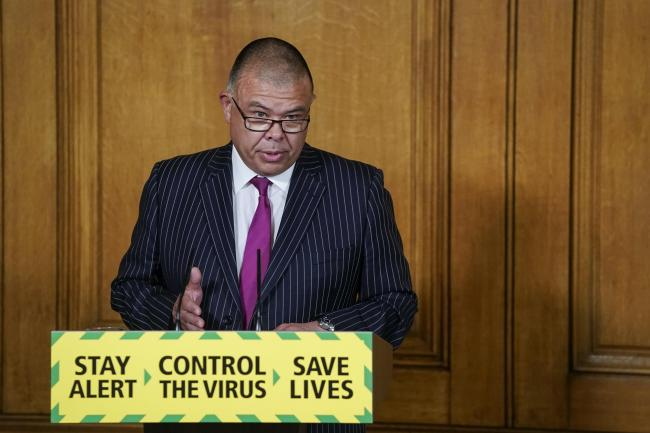 Government health chief: Britain facing 'very dangerous moment' as lockdown eases