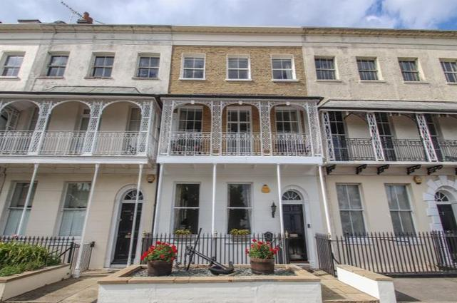 For sale - five-bedroom townhouse on Royal Terrace