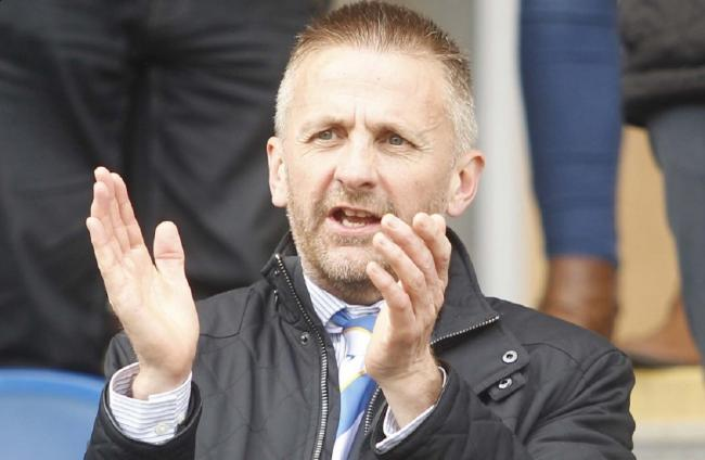 Tough decision - Colchester United chairman Robbie Cowling has made changes at the club Picture: STEVE BRADING