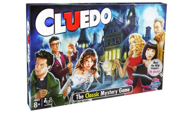 Halstead Gazette: Cluedo board game. Picture: Hasbro Gaming