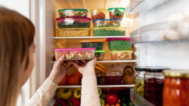 Halstead Gazette: A full fridge will help keep the temperature consistent. Credit: Getty / Group4 Studio