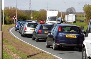The A120 between Braintree and Marks Tey is one of the most dangerous dual carriageways in England