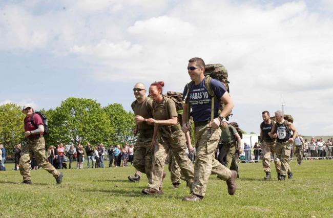 The Para 10,Runners are expected to compete in the fifth edition of an event designed to replicate one of the army's toughest fitness challenges, on Sunday at Abbeyfields, Ypres Road, Colchester..