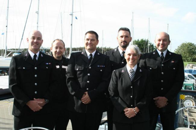 Take a look inside the Essex Police Marine Unit