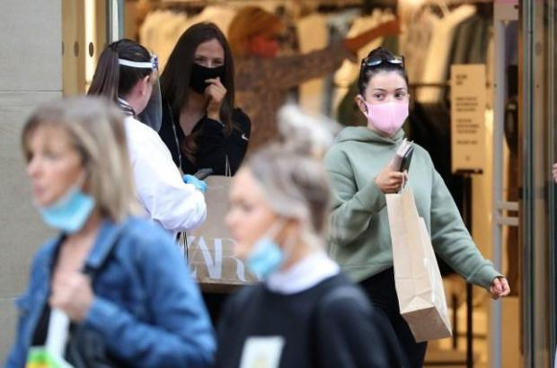 Halstead Gazette: Dr Hilary advised disposable masks should only be worn for three hours