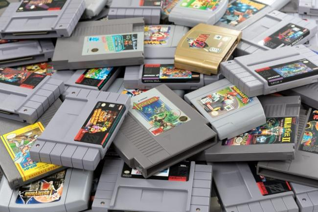 Your old video games could now be worth thousands
