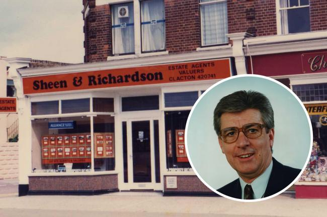 Tributes paid to 'real character' who built up an estate agency empire