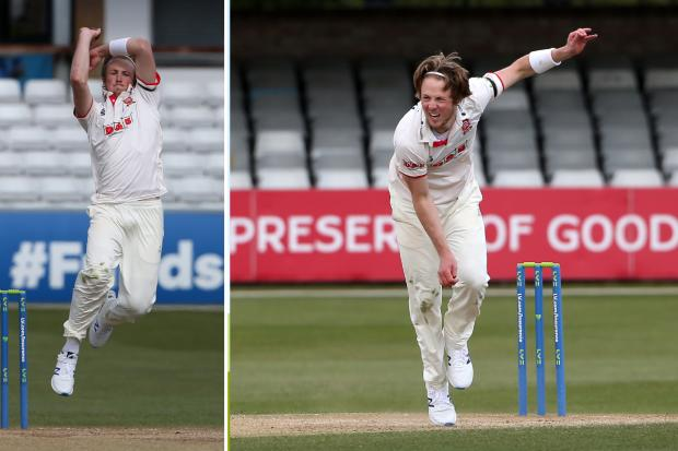 Getting his chance -  Ben Allison has become the latest player to progress from the famed and envied Essex academy