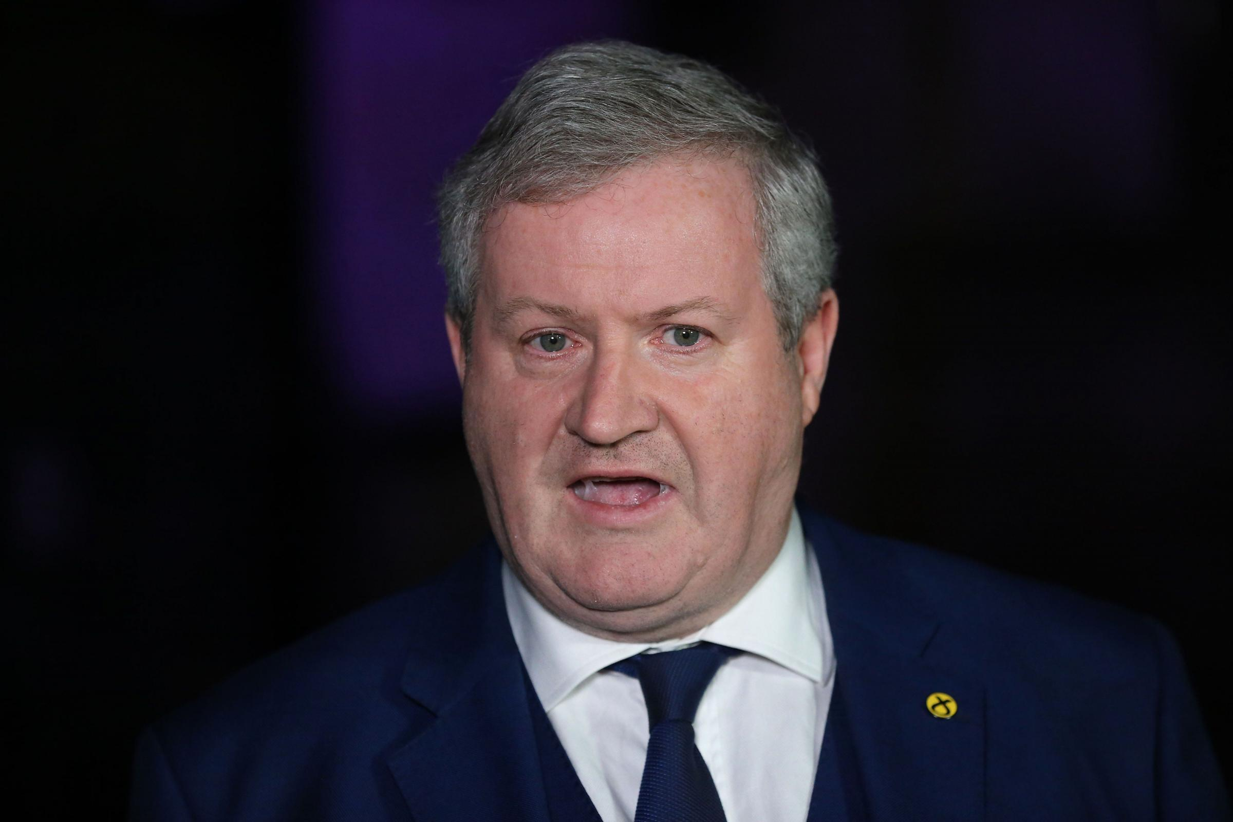 Blackford: Johnson must 'respect the will' of Scots over Indyref2