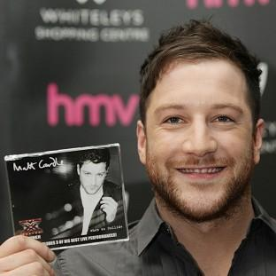Matt Cardle: I can't believe I'm the Christmas No 1