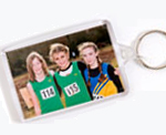 Halstead Gazette: Key Ring