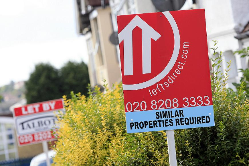 Mortgage lenders are looking to repossess more homes in Braintree di