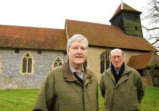 Halstead: Future of medieval church secured by restoration