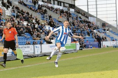 Rapid return - Brian Wilson, who left Colchester United last month, will make an immediate return to the Weston Homes