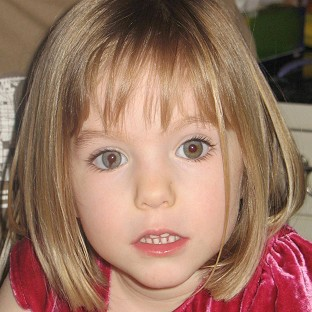 Madeleine McCann went missing from her family's holiday flat in Praia da Luz in the Algarve