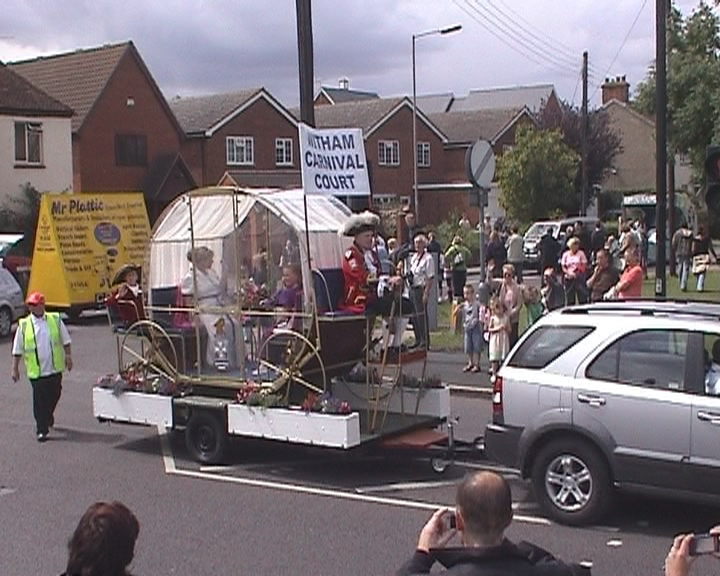 Witham Carnival this Saturday