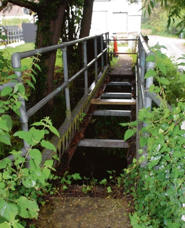 Halstead: Broken bridge to be fixed