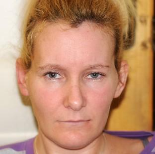 Nurse Dawn Makin, 35, has been jailed for 12 years after she stabbed her four-year-old daughter to death (Greater Manchester Police/PA)