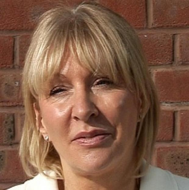 Halstead Gazette: Nadine Dorries launched a verbal attack on the Prime Minister