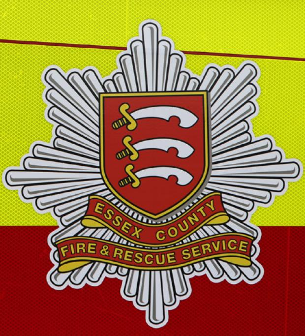 Halstead: Fire crews called to New Street