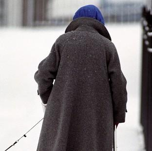 Last winter's cold weather was respsonsible for 20,000 'excess deaths' among people over the age of 75, figures show