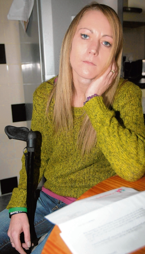 Halstead: Apology after mum with multiple sclerosis humiliated