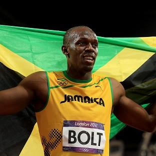 A man is on trial accused of abusing Usain Bolt before the Olympic 100m final that he went on to win