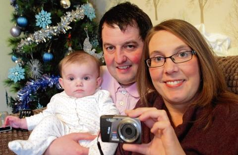 Halstead: Camera's return a Christmas bonus for family