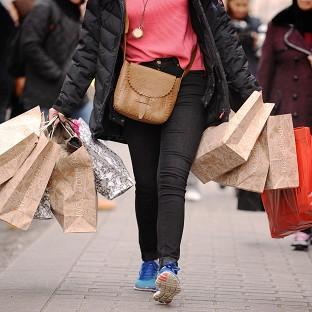Retail sales volumes fell between November and December